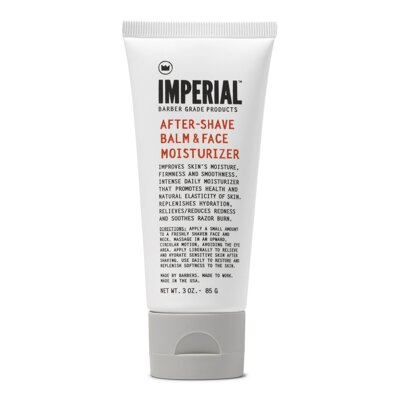 IMPERIAL BARBER PRODUCTS After - Shave Balm & Face Moisturizer  85 gr.