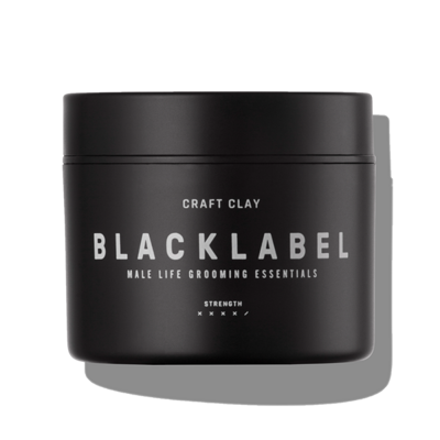 BLACK LABEL Grooming Craft Clay 60 ml