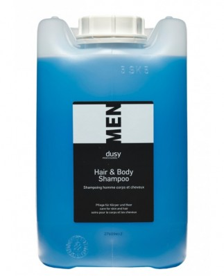 DUSY Men Hair&Body šampón 5 L