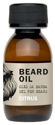 DEAR BEARD Oil Citrus olej na bradu 50 ml 6b2e727394f