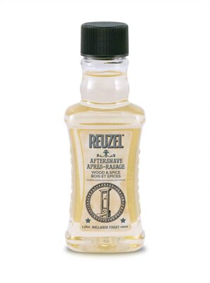 REUZEL Aftershave Wood & Spice 100 ml - voda po holení