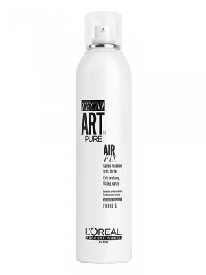 L'Oréal Professionnel Tecni Art Air Fix Pure lak na vlasy - 400 ml